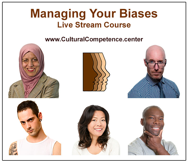 Managing Your Biases Live Stream Course